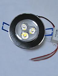 3w lumière de tache de LED avec 3 lumières