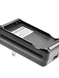 US Battery Charger with USB Output for HTC EV04G/8G (4.2v/5.2v)