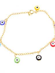Любопытный Bracelace глаз глазури