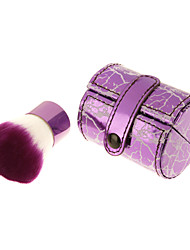 Lovely Design Purple Power Brush with Free Gift Box