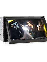 7-inch 2 Din TFT Screen In-Dash Car DVD Player With Navigation-Ready GPS,Bluetooth,RDS,TV,iPod-Input