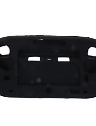 Boîtier de protection en silicone pour Wii U GamePad (couleurs assorties)