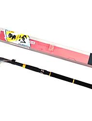 De alta calidad de carbono Telespin Rod (210/240/270/300/360cm)