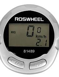 ROSWHEEL цифровой ЖК 13 Функции водонепроницаемый проводной Цикл компьютер 81489
