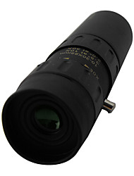Nikula® 10-30X 25 mm Monocular Maletín Revestimiento Múltiple Uso General Luz Tenue Negro