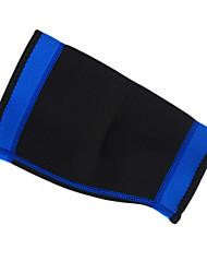 SBR und Nycon-Jersey Schutz Kneelet Breathable Blau und Schwarz (1PCS, 22x14cm)
