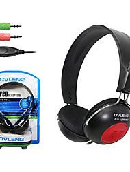OVLENG Over-Ear Headphones for PC with Mic OV-L708MV