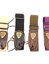 Soldier - (CST1303) Coton Guitare / Basse Strap (Multi-couleur)