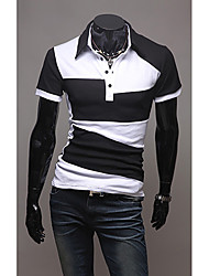 Polo T-shirt avec le Color Block