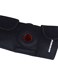 Knee Brace Sports Support Eases pain / Protective / Muscle support Skiing / Climbing / Skating / Cycling/Bike Black