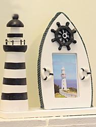 """3 """"nautischen Stil Lighthouse Picture Frame"""