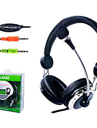 OVLENG Over-Ear Headphones for PC with Mic OV-L2689MV