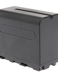 Sony NP-F960/970 7.4v 6600mAh Digital Video Camera Battery for Sony HVR-Z1C/HDR-FX1E/FX7E/FX1000E and More