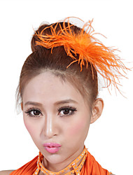 Performance Dancewear Lovely Feather Latin Dance Headpieces More Colors