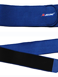 Lumbar Belt Sports Support Protective / Muscle support Camping & Hiking / Fitness / Running Blue