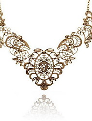 Women's Vintage Lace Necklace