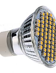 Lampadina LED luce bianca,calda GU10 3W 150-180LM 2800-3200K  (230V)