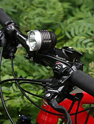 Multifunción XML-T6 LED SXO Hightlight Lámpara impermeable Bike EnergySaving y lámpara principal (1200LM) S200045