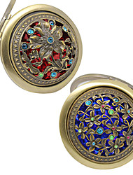 Escave Série Bronze de cor Make Up Espelhos Aleatório Enviar