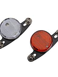 O projeto novo plástico ABS de bicicleta luz de segurança Hot Wheels (Pares) XC-506