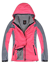 Outdoor Women's Jacket / Woman's Jacket / Winter Jacket Camping & Hiking / Climbing / Leisure Sports / SnowsportsUltraviolet Resistant /