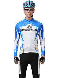 MYSENLAN PN Mesh + Flex материала с длинным рукавом переносной Велоспорт Мужские костюмы