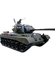 1/16 Radio Control Elétrica Snow Leopard Batalha RC Tanque R / C