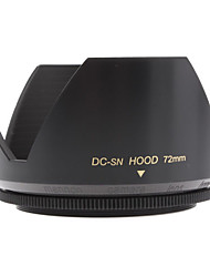 Mennon Lens Hood 72 milímetros para lentes de câmera Digital Lentes 16 milímetros Film +, + 28 milímetros