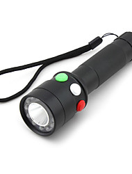 High Power 180LM 7-Mode Life-saving Flashlight(1x18650) D11100033