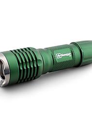 goread c4 3 modes CREE R2 conduit lampe de poche pour le vélo aventure en plein air (sans batterie et chargeur) d150015