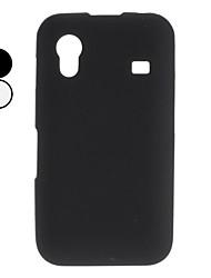 Simple de conception TPU Soft Case pour Samsung Galaxy ACE S5830 (couleurs assorties)