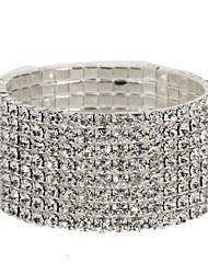 Теннисные браслеты Имитация Алмазный Уникальный дизайн Мода Бижутерия Бижутерия 1шт