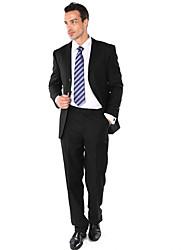 Мужская учетом формального воротник пальто
