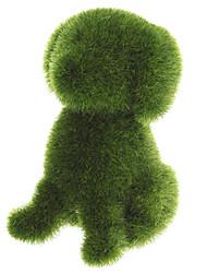 Трава Земля ручной животных собаки с искусственным покрытием