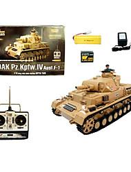 1:16 RC Tank Tiger Ⅳ tanques de radio control remoto juguetes
