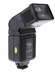 Yinyan by-24zp flash della fotocamera speedlight per canon nikon pentax olympus panasonic