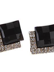 Tangenziali perla orecchini di diamanti