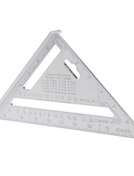 "7"" Extruded Aluminum Rafter Square"