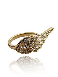 Women's Alloy Ring Crystal Alloy