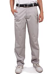 Lesmart de Moda Pants Ocio y tiempo libre Pure Color Largas