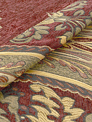 """TWOPAGES® Rococo Paisley Cotton Jacquard Fabric Width=110"""" (280 cm)"""
