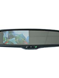 """Auto espelho Dim com 3.5 """"Dispaly, Para Ford, Nissan, GM, Toyota, Etc"""