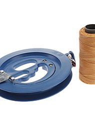 Round Blue Line Winder for Kites with Strings