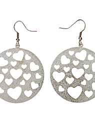 Love Hollow Personality Earring
