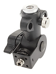 K-Shaped Flashlight Supporter for Camera or Camcorder