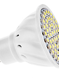 3w gu10 led spot mr16 60 smd 3528 350 lm blanc chaud / cool blanc 220-240 / 110-130 v