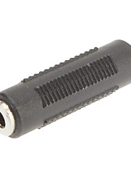 DC3.5mm Audio-f / f Adapter
