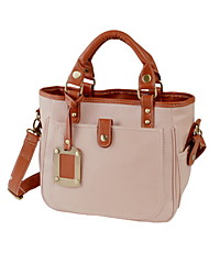 Charme PU Casual / Shopping Shoulder Handbag Altri colori