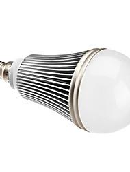 Bombillas Globo A50 E14 7 W 7 LED de Alta Potencia 630 LM Blanco Cálido AC 85-265 V
