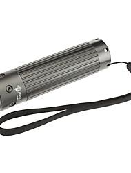 UltraFire H-008 3-Mode Cree XR-E Q5 Увеличить светодиодный фонарик (200LM, 1x18650/3xAAA, серый)